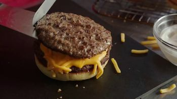 Sonic Drive-In Jr. Double Stack TV Spot, 'You Feel That' - Thumbnail 7