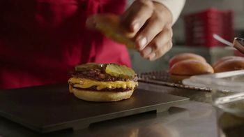 Sonic Drive-In Jr. Double Stack TV Spot, 'You Feel That' - Thumbnail 8