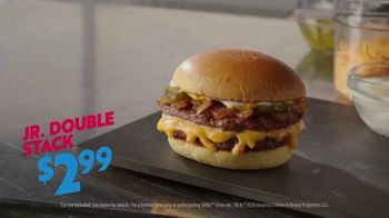 Sonic Drive-In Jr. Double Stack TV Spot, 'You Feel That' - Thumbnail 9
