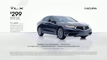 2020 Acura TLX TV Spot, 'Designed: H-Town' Song by The Ides of March - Thumbnail 8