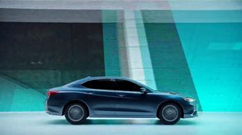 2020 Acura TLX TV Spot, 'Designed: H-Town' Song by The Ides of March - Thumbnail 4