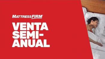 Mattress Firm Venti Semi-Annual TV Spot, 'Ahorra hasta $400 dólares: base adjustable gratis' [Spanish] - Thumbnail 1