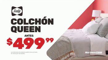 Mattress Firm Venti Semi-Annual TV Spot, 'Ahorra hasta $400 dólares: base adjustable gratis' [Spanish] - Thumbnail 3