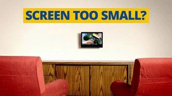 Rent-A-Center TV Spot, 'Screen Too Small: Samsung UHD TV'