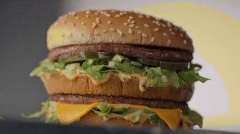 McDonald's Big Mac TV Spot, 'Fans: Video' - Thumbnail 1