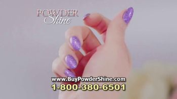 Powder Shine TV Spot, 'Lose the Polish, Get the Powder' - Thumbnail 5