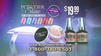Powder Shine TV Spot, 'Lose the Polish, Get the Powder' - Thumbnail 7