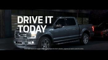 2019 Ford F-150 TV Spot, 'Drive It Home' Song by The Phantoms [T2] - Thumbnail 5