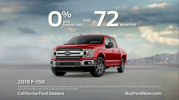 2019 Ford F-150 TV Spot, 'Drive It Home' Song by The Phantoms [T2] - Thumbnail 6