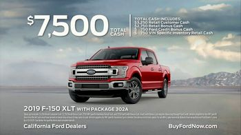 2019 Ford F-150 TV Spot, 'Drive It Home' Song by The Phantoms [T2] - Thumbnail 7