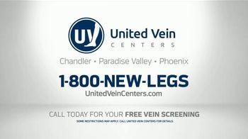 United Vein Centers TV Spot, 'Varicose Veins' - Thumbnail 8