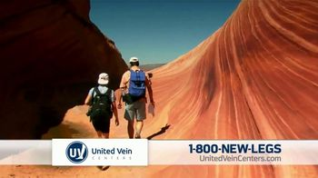United Vein Centers TV Spot, 'Varicose Veins'