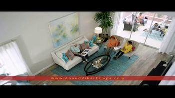Anand Vihar Tampa TV Spot, 'Premier 55+ Community' - Thumbnail 6
