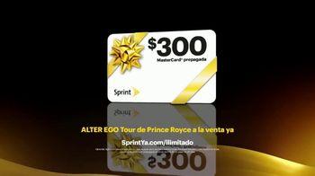 Sprint TV Spot, 'Recibe una MasterCard prepagada de $300 dólares cuando te cambias' con Prince Royce [Spanish] - Thumbnail 7