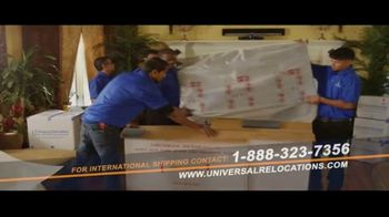 Universal Relocations TV Spot, 'Simple'