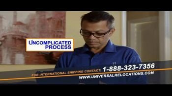 Universal Relocations TV Spot, 'Simple' - Thumbnail 3