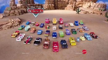 Disney Pixar Cars Diecast Collection TV Spot, 'Ready to Race' - Thumbnail 8