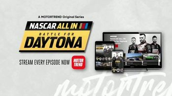 Motor Trend OnDemand TV Spot, 'NASCAR All In: Battle For Daytona' - Thumbnail 7