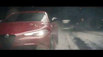 Alfa Romeo Spring Acceleration Event TV Spot, 'Type A: Giulia' Featuring Alexander Skarsgård [T2] - Thumbnail 5