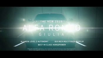 Alfa Romeo Spring Acceleration Event TV Spot, 'Type A: Giulia' Featuring Alexander Skarsgård [T2] - Thumbnail 8