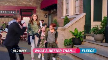Old Navy TV Spot, 'What's Better Than Fleece?: 40 Percent Off' Featuring Neil Patrick Harris - Thumbnail 3
