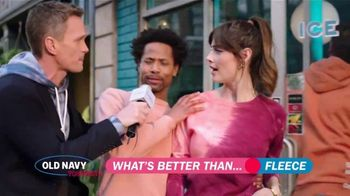 Old Navy TV Spot, 'What's Better Than Fleece?: 40 Percent Off' Featuring Neil Patrick Harris - Thumbnail 5