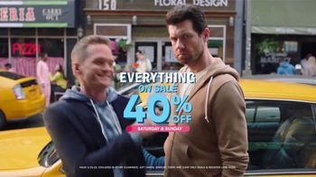 Old Navy TV Spot, 'What's Better Than Fleece?: 40 Percent Off' Featuring Neil Patrick Harris - Thumbnail 8