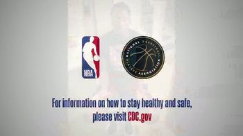 Centers for Disease Control and Prevention TV Spot, 'COVID-19: NBA Stars' Featuring Damian Lillard - Thumbnail 9