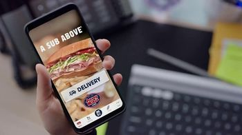 Jersey Mike's Delivery TV Spot, 'Safe Travels' - Thumbnail 1