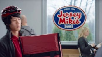 Jersey Mike's Delivery TV Spot, 'Safe Travels' - Thumbnail 2