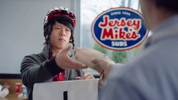 Jersey Mike's Delivery TV Spot, 'Safe Travels' - Thumbnail 4