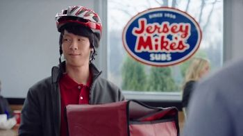 Jersey Mike's Delivery TV Spot, 'Safe Travels' - Thumbnail 8