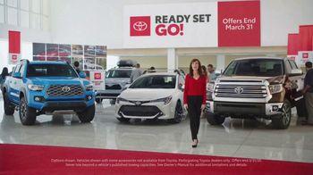 Toyota Ready Set Go! TV Spot, 'Downtown' [T2] - Thumbnail 1