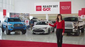 Toyota Ready Set Go! TV Spot, 'Downtown' [T2] - Thumbnail 8