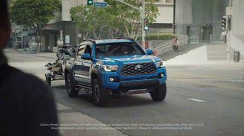 Toyota Ready Set Go! TV Spot, 'Downtown' [T2] - Thumbnail 2