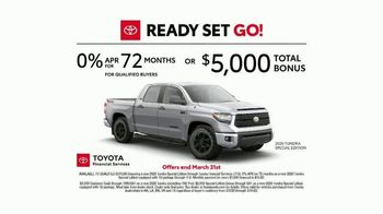 Toyota Ready Set Go! TV Spot, 'Downtown' [T2] - Thumbnail 7