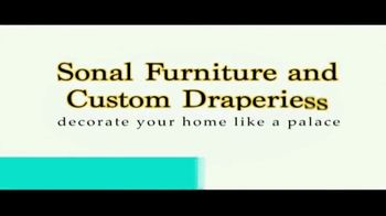 Sonal Furniture TV Spot, 'Decorate Your Home' - Thumbnail 1