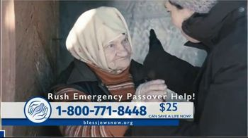 International Fellowship Of Christians and Jews TV Spot, 'Elderly Jews: Bus'