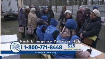 International Fellowship Of Christians and Jews TV Spot, 'Elderly Jews: Bus' - Thumbnail 2