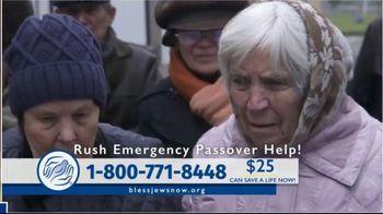 International Fellowship Of Christians and Jews TV Spot, 'Elderly Jews: Bus' - Thumbnail 4