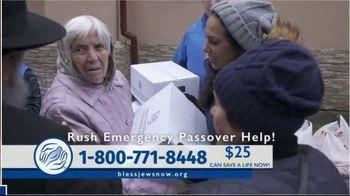 International Fellowship Of Christians and Jews TV Spot, 'Elderly Jews: Bus' - Thumbnail 7