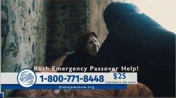 International Fellowship Of Christians and Jews TV Spot, 'Elderly Jews: Bus' - Thumbnail 8