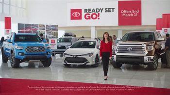 Toyota Ready Set Go! TV Spot, 'Downtown' [T1] - Thumbnail 1