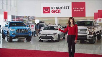 Toyota Ready Set Go! TV Spot, 'Downtown' [T1] - Thumbnail 9