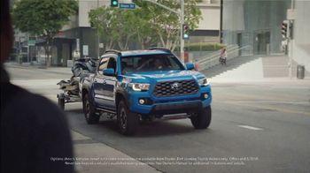 Toyota Ready Set Go! TV Spot, 'Downtown' [T1] - Thumbnail 2