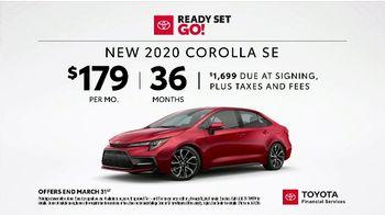 Toyota Ready Set Go! TV Spot, 'Downtown' [T1] - Thumbnail 7