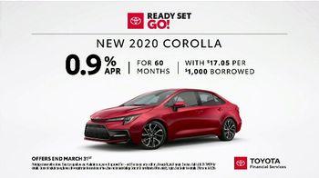 Toyota Ready Set Go! TV Spot, 'Downtown' [T1] - Thumbnail 8
