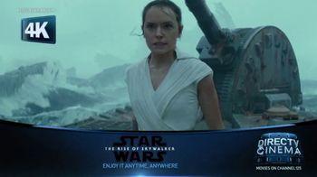 DIRECTV Cinema TV Spot, 'Star Wars: Rise of Skywalker'