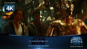 DIRECTV Cinema TV Spot, 'Star Wars: Rise of Skywalker' - Thumbnail 4