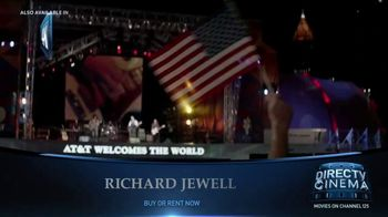 DIRECTV Cinema TV Spot, 'Richard Jewell' - 48 commercial airings